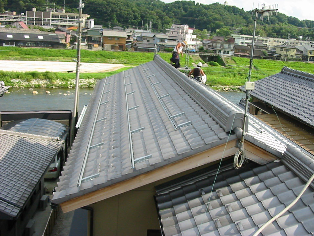 太陽光発電 S様邸1