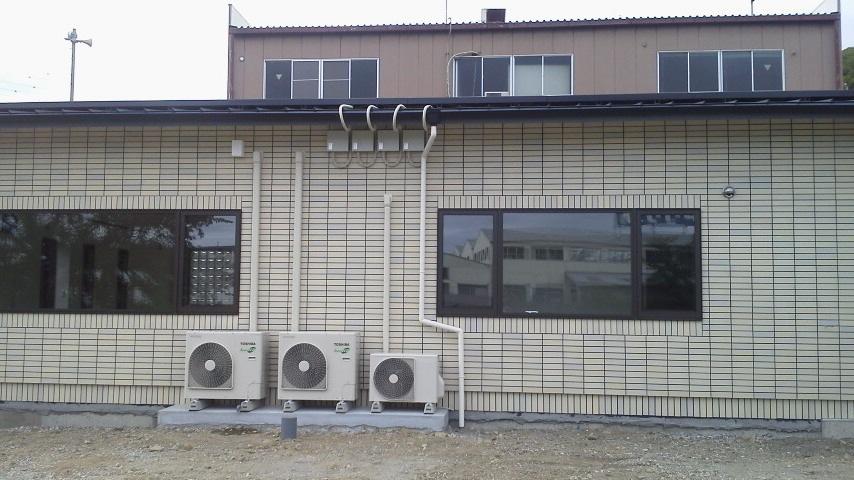 瑞浪市 太陽光発電 施工実績1