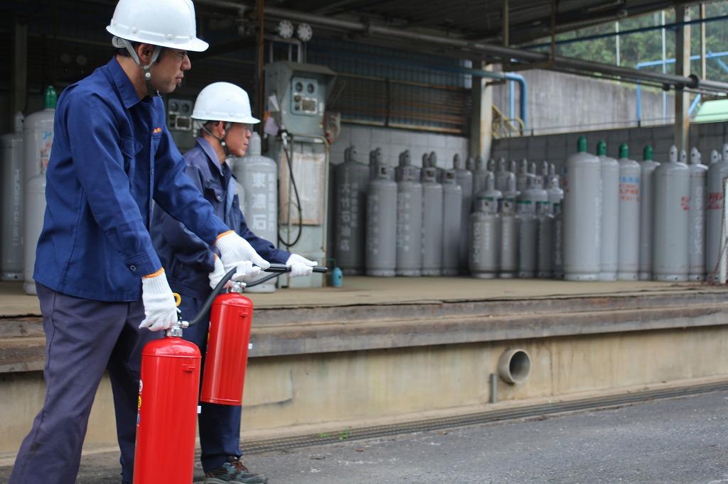 平成28年度防災訓練を実施しました。