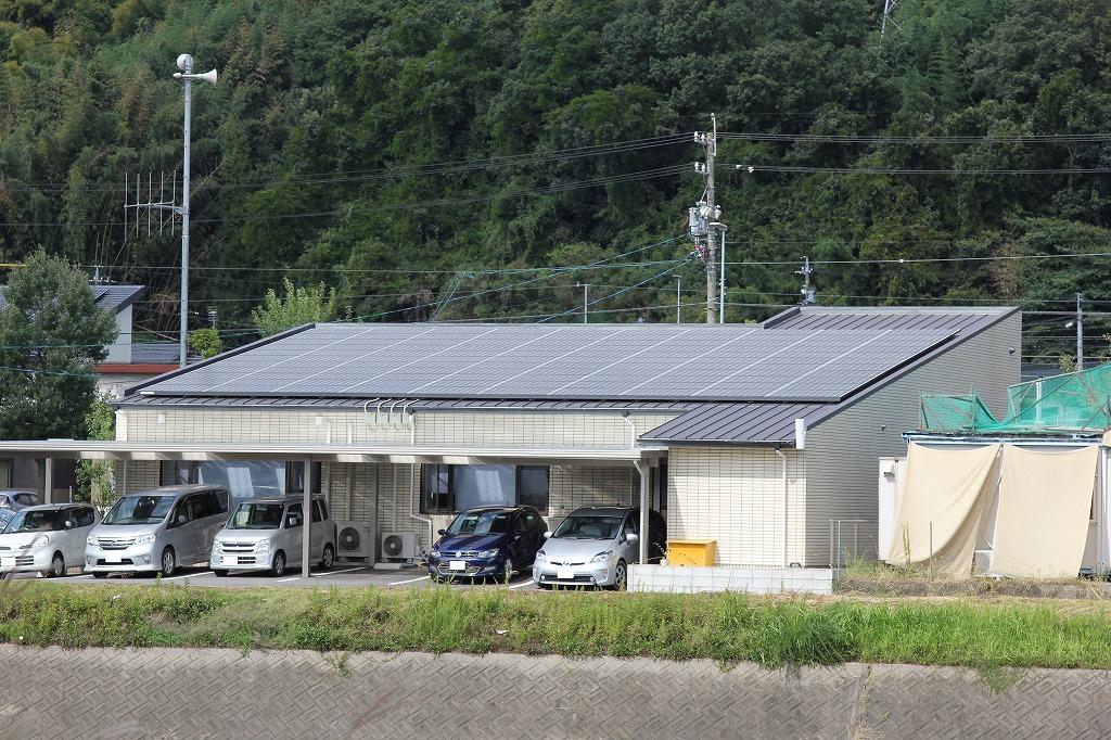 瑞浪市に太陽光発電(B社様オフィス 23.1kwシステム)を施工