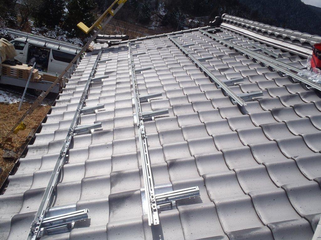 太陽光発電 K様邸1