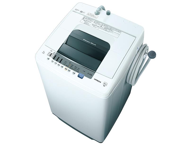 日立 全自動洗濯機「白い約束」!!