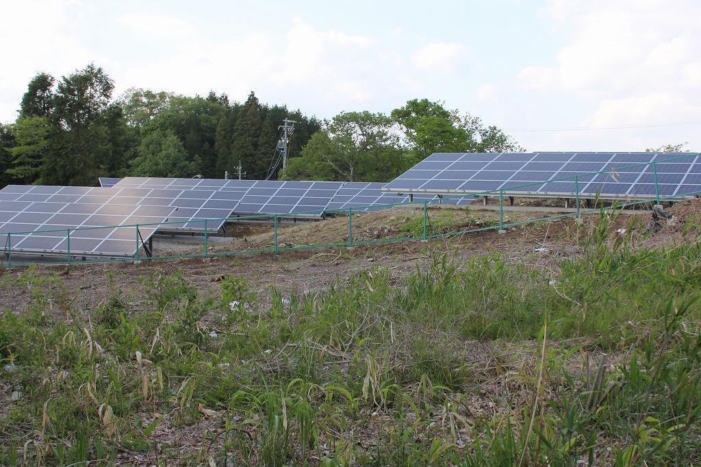 恵那市に太陽光発電(M社様 56.16kwシステム)を施工