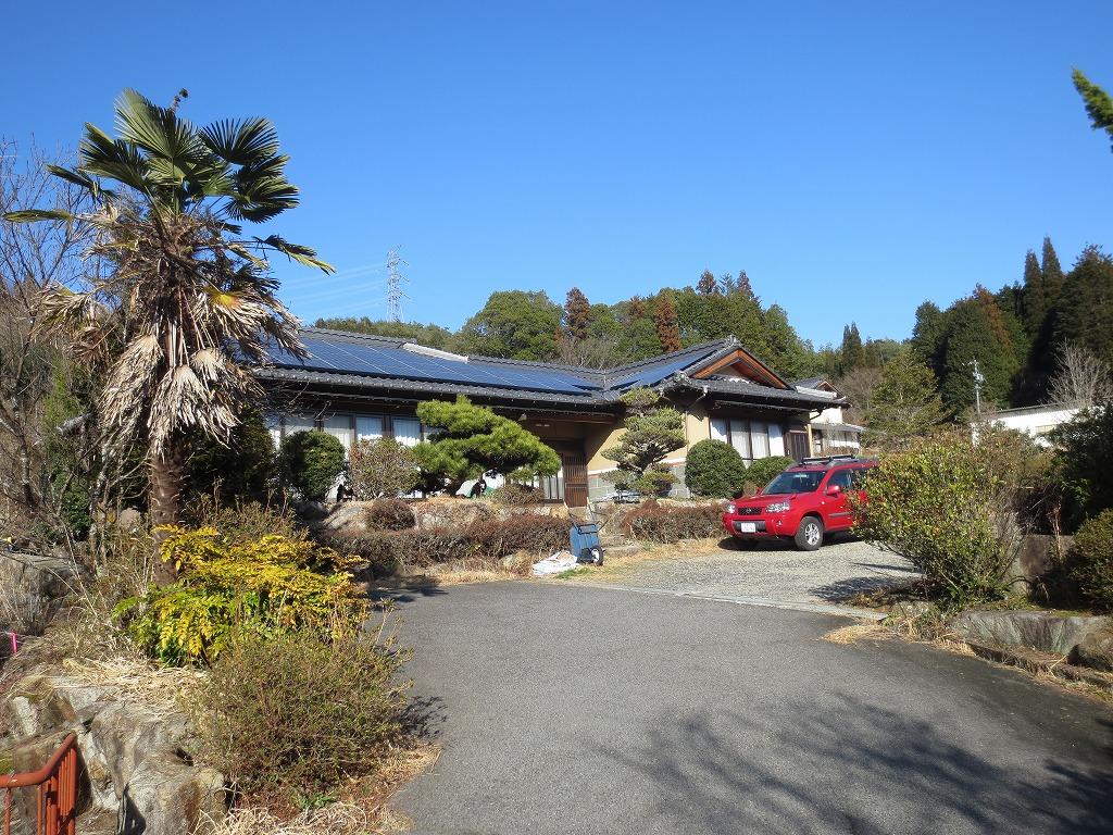 恵那市に太陽光発電(K様邸 11.6kwシステム)を施工