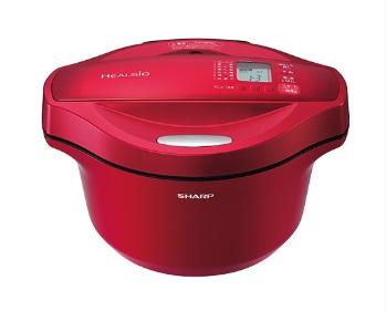 無水で自動調理のお鍋 「ヘルシオ ホットクック」